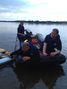 Feuerwehr und THW in einem Boot ...